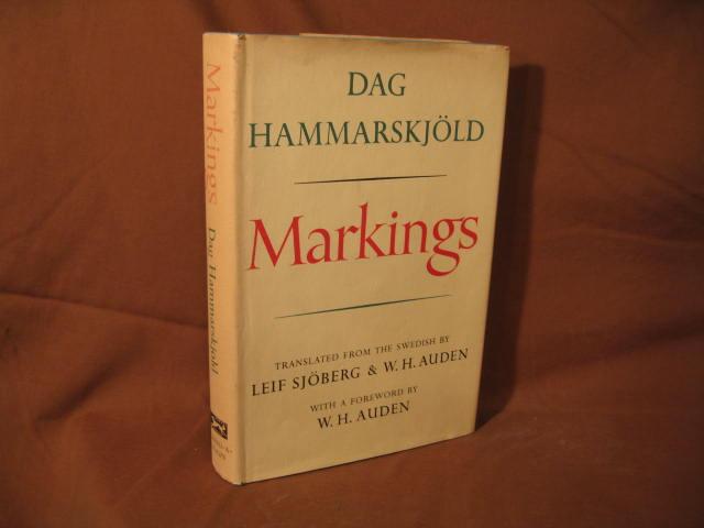 Download PDF Markings by Dag Hammarskjold Free Book PDF